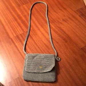 The Sak mini cross body bag